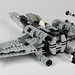 Rogue One X-Wing 03 by Large Bricks