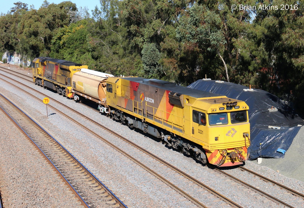 IMG_3782 3221 5034 East Maitland T453 15.6.16_1_1_1 by Brians Railway Collection