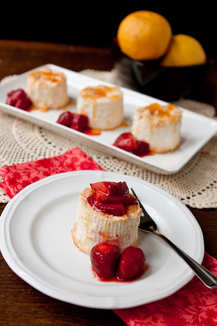 Grapefruit Angel Food Cake Recipe Back To The Cutting Board