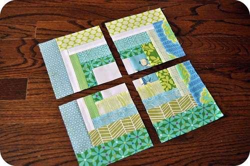 Bee Tweet Blocks #2-5 | February