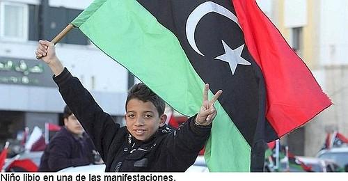 LIBIA ANIVERSARIO