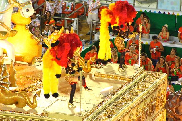 Rio's Carnival: Sao Clemente16
