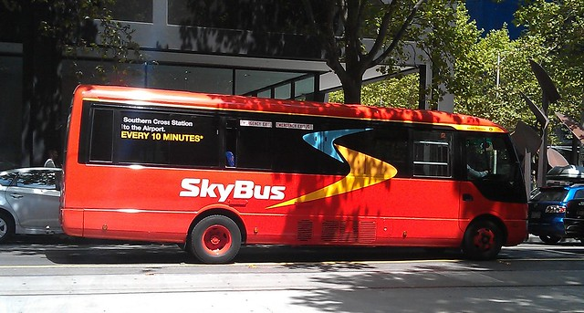 Skybus city hotel shuttle