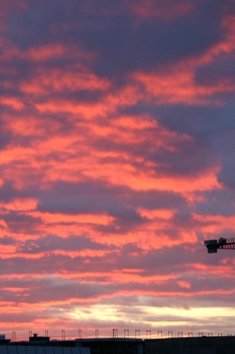Evening sky remix