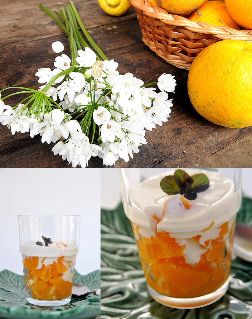 sopa doce de laranja