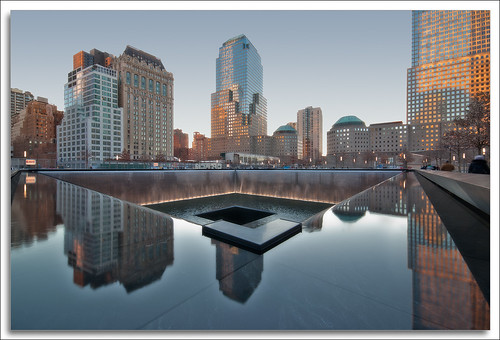 The National September 11 Memorial — New York City