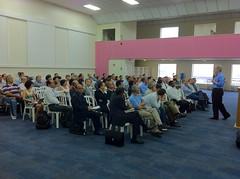 Dr. Kevin Mannoia falando sobre o movimento contemporâneo de santidade.