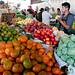 Fresh Fruits at the Sunday Market - Oaxaca, Mexico