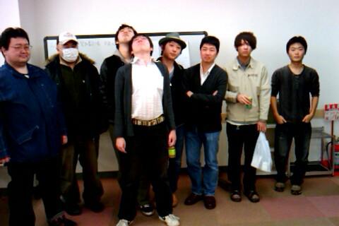 LMC Chiba 392nd : Top 8