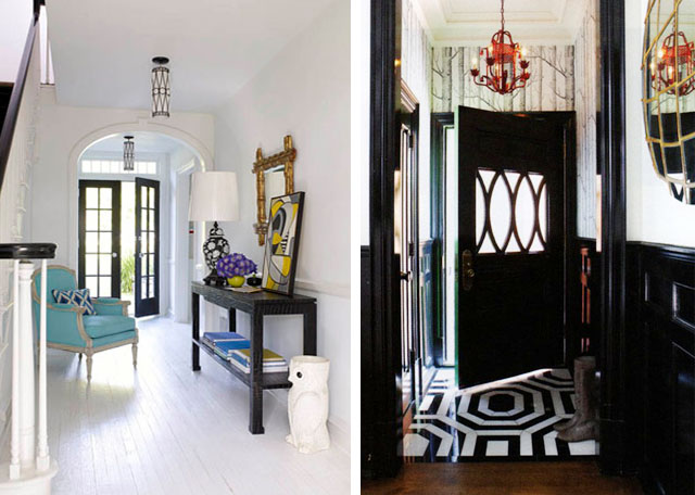 Small Foyers And Entryways : Small entryways foyers design decor inspiration