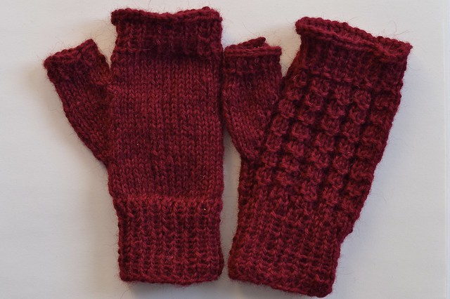 Cozy Thermal Mitts