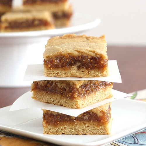 Homemade Fig Bars Recipes — Dishmaps