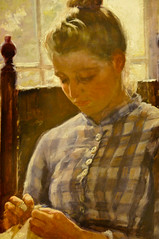 Ellen Day Hale - June, 1893 at National Museum of Women in the Arts Washington DC