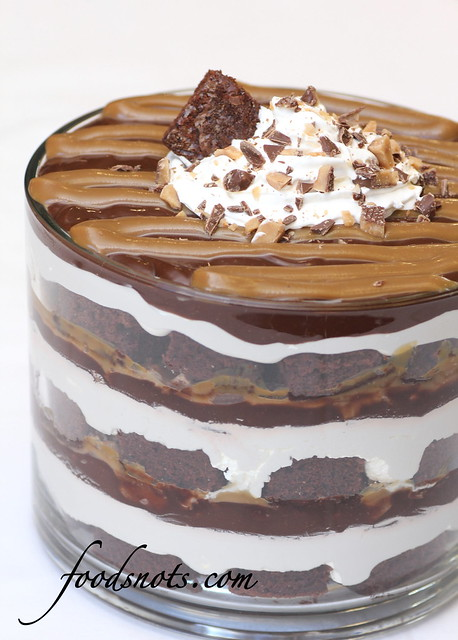 Caramel Chocolate Trifle | Flickr - Photo Sharing!
