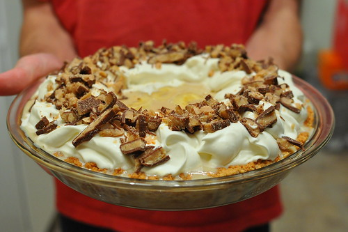 Savannah Banana Pie