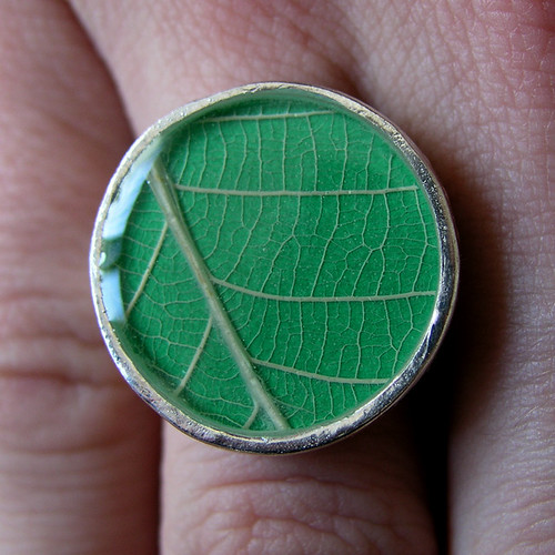 3.5 leaf ring