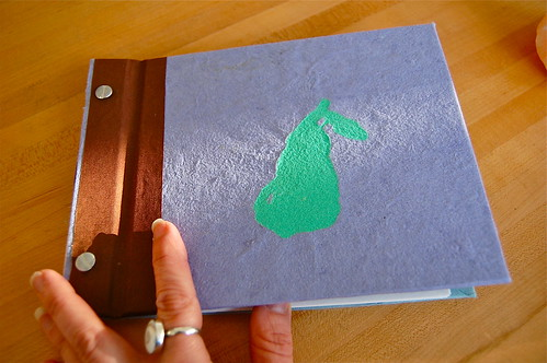 Indigo Pear Recipe book