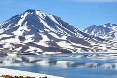 Cerro y Laguna Miscanti