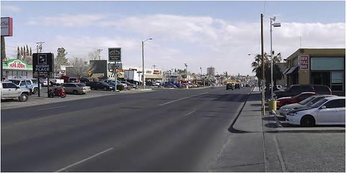 Mesa St now (via Plan El Paso)