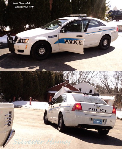Chevrolet Lowell: First 2013 Ford Police Interceptor