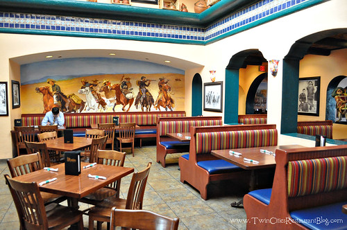 Dining Room at La Casita ~ Roseville, MN
