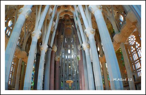 Sagrada Familia 2 by Miguel Allué Aguilar