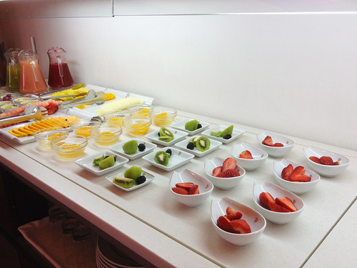 Parador desayuno buffet 4