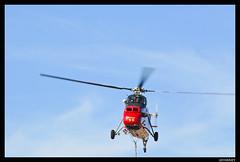Sikorsky S-58 ET Heavy Lift in Marina Del Rey