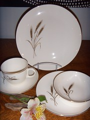 Wheat China