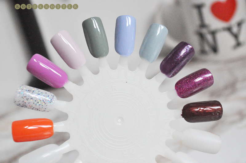 top 10 nail polishes 1