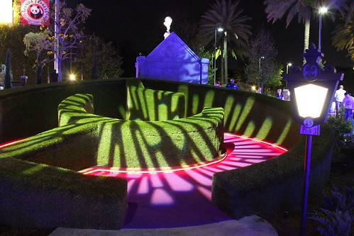 The Haunting of Ghostly Greens at Universal Orlando