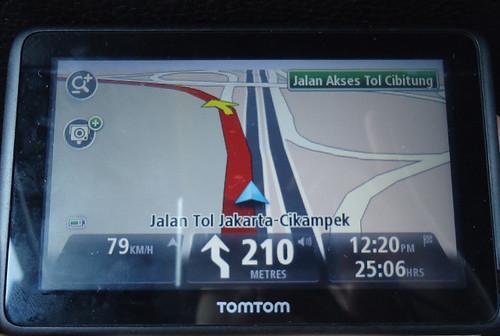 Jalan Tol Jakarta - Cikampek