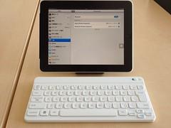 ポケモンタイピングDSのBluetoothキーボード