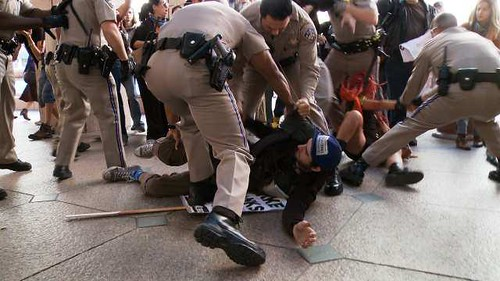 Occupy LA F9