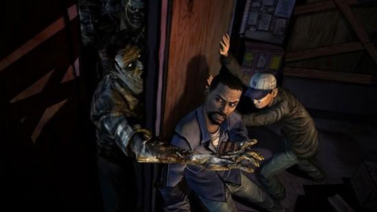 Virtual Galaxy - The Walking Dead