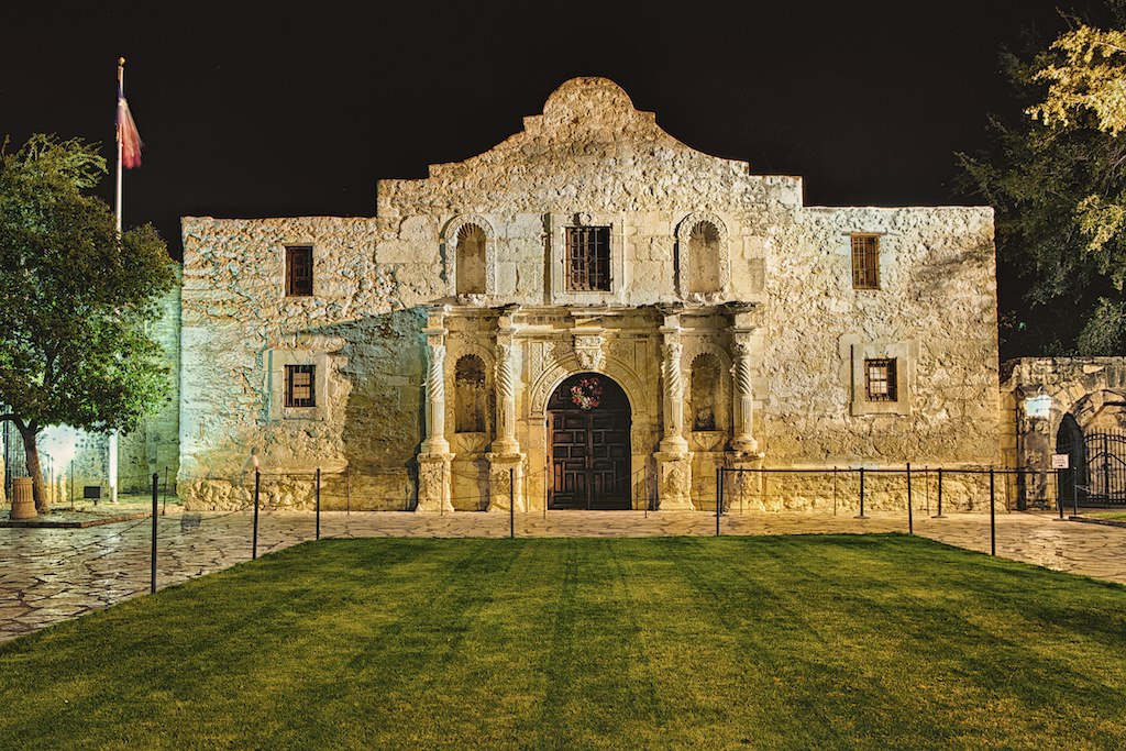 People and places the mexican american war alamo