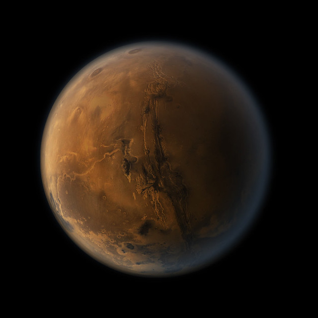 Planet Mars Information - Pics about space