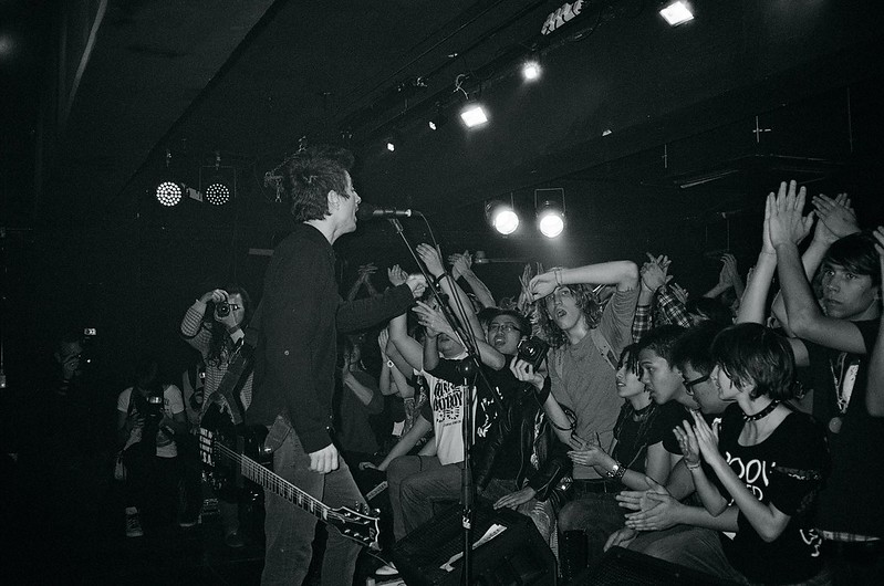 Anti-flag live in Hong Kong