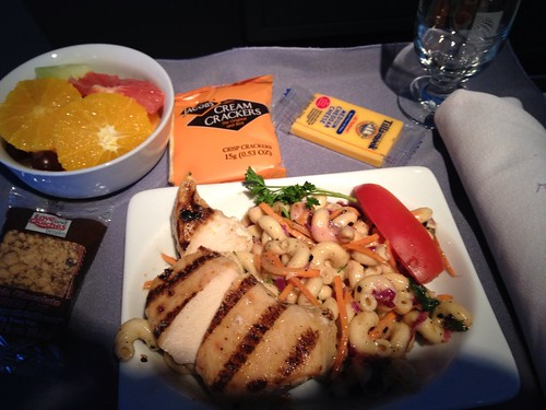 "New United First Class ""Cold"" Plate"