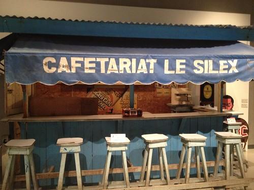 street cafe 国立民族博物館 アフリカ