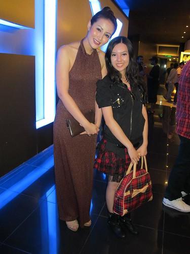 Soo Wincci and Chee Li Kee