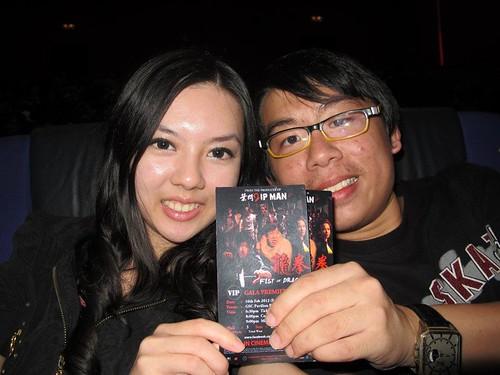 Chee Li Kee and Jayren
