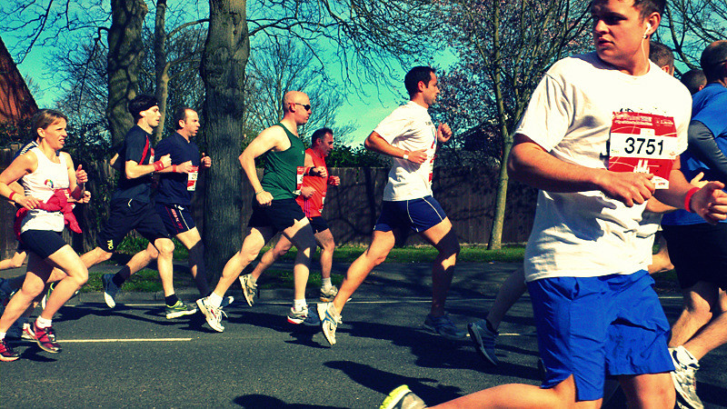 Lincoln 10k Road Race