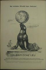 Kriegszeit Künstlerflugblätter