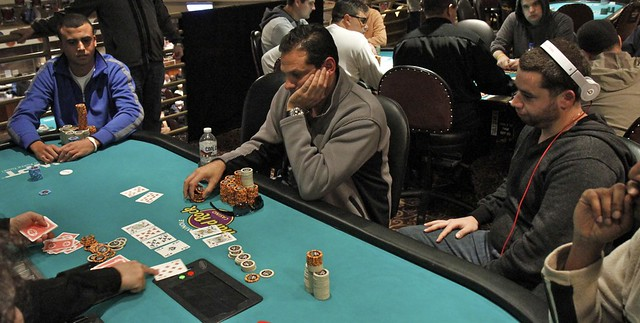 4539 Todd Jacobson Doubles Thru Keith Ferrera
