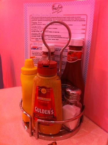 Sevilla | Peggy Sue | Condimentos