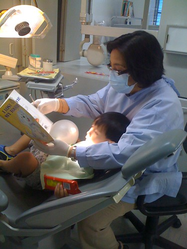 DW's visit to the dentist