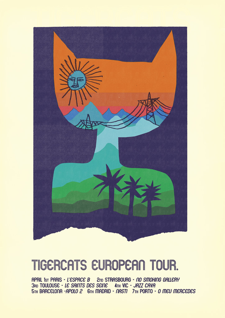 Tigercats European Tour