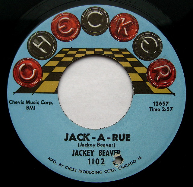 Jackey Beaver - Jack-A-Rue - Checker