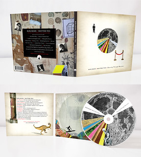 CD design: Burlinson|Whitten Trio